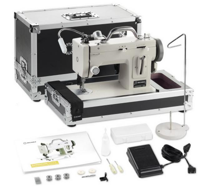 reliable barracuda 200zw craftsman kit sewing machine