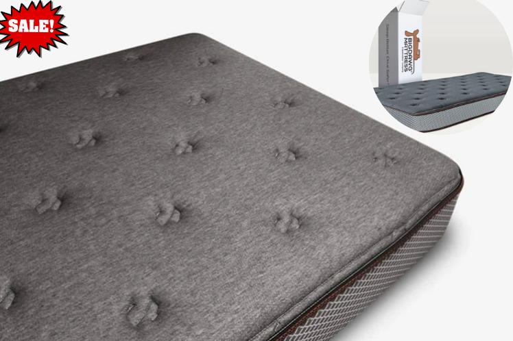 big dawg mattress rv queen