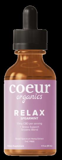 relax cbd oil