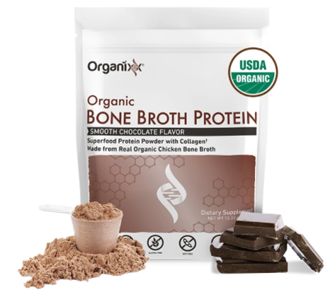 bone broth protein smooth chocolate