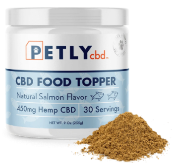 CBD Cat Food Topper