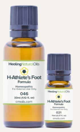 h athletes foot formula
