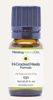h cracked heels formula