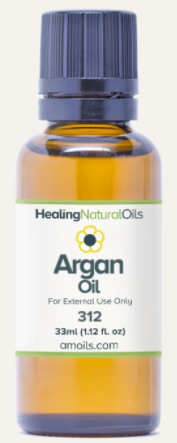 healing natural oils argan oil