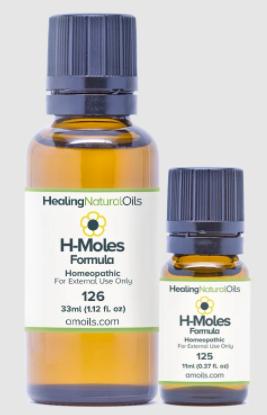 healing naturals h moles formula