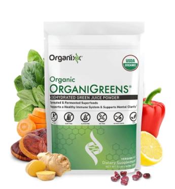 organixx organigreens