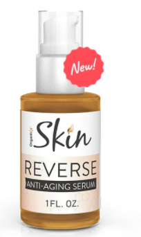 organixx reverse anti aging serum