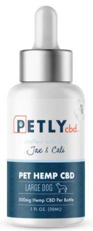 petly cbd oil for large dogs