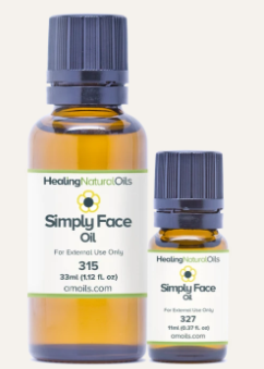 simply face oil