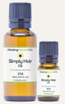 simply hair oil