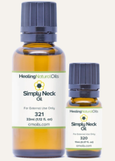 simply neck oil