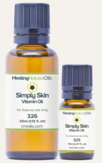 simply skin vitamin oil