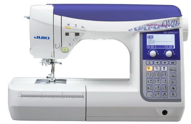 juki dx 2000qvp sewing machine
