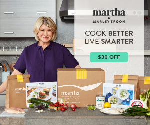 martha and marley spoon delivery