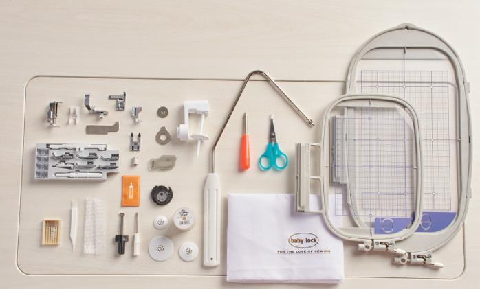 baby lock vesta sewing machine