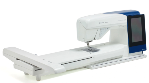 designer brilliance 80 sewing and embroidery machine