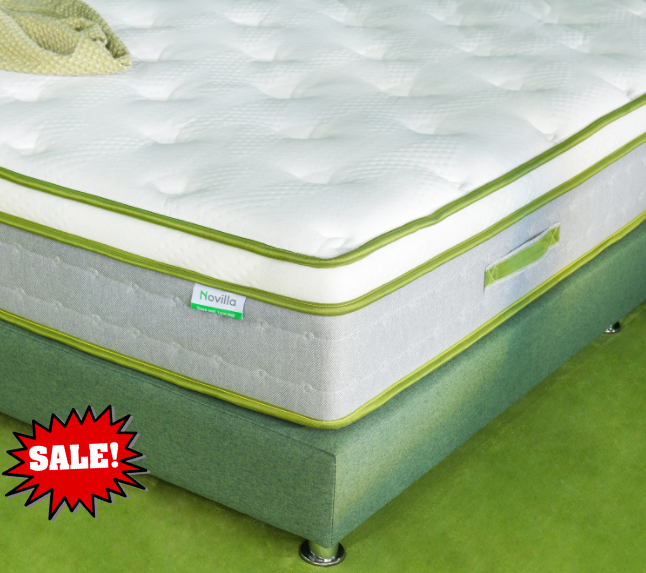 novilla serenity hybrid mattress