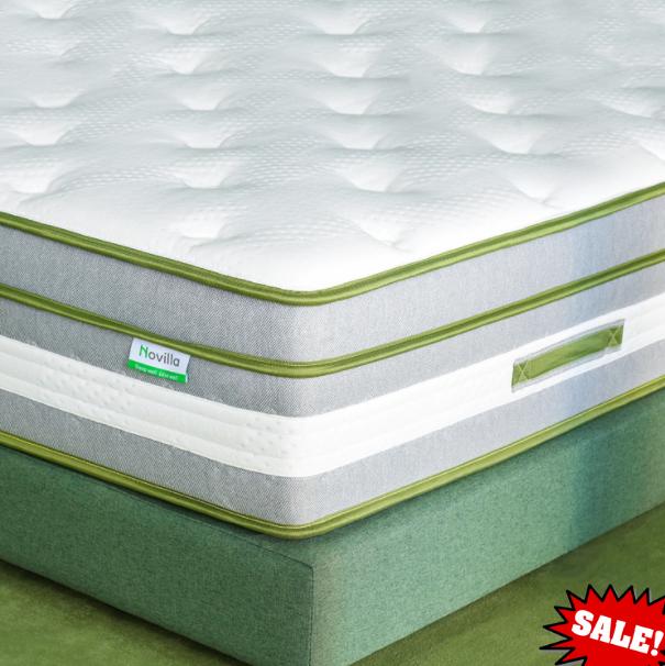 novilla vitality hybrid mattress