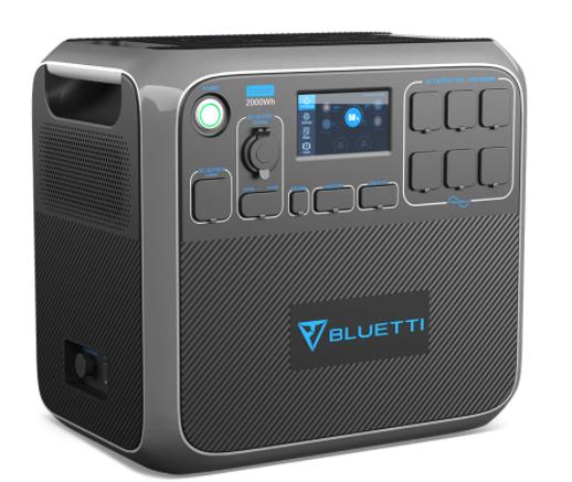 bluetti ac200p portable power station