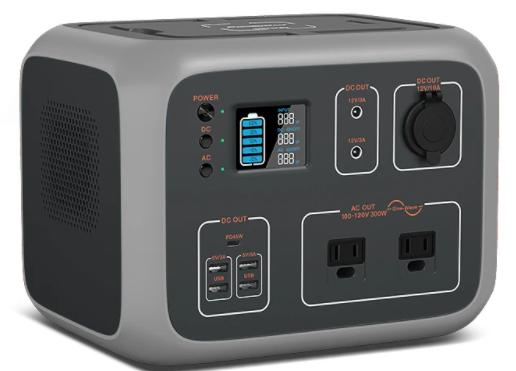 bluetti ac50s portable power station