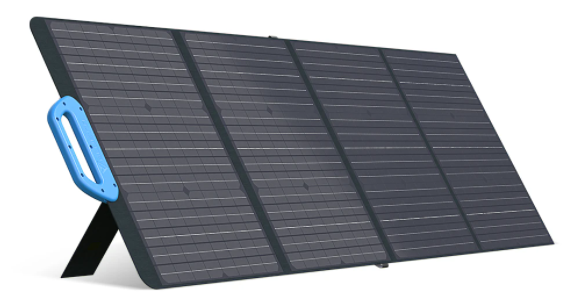 bluetti pv120 120w solar panel
