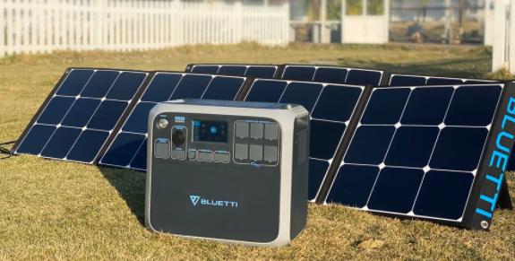 bluetti sp200 200w solar panel